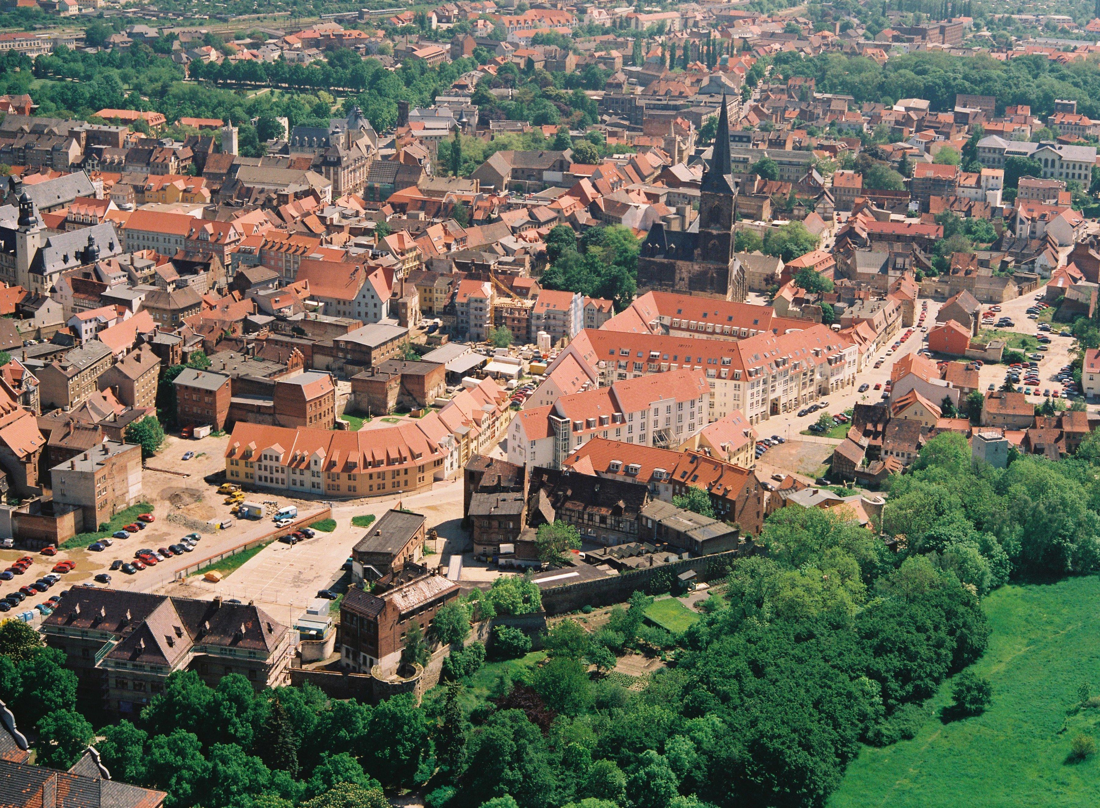 Altstadtcenter mit Zippelmarkt