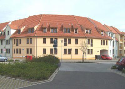 Altengerechtes Wohnen in Aschersleben – Zippelmarkt –
