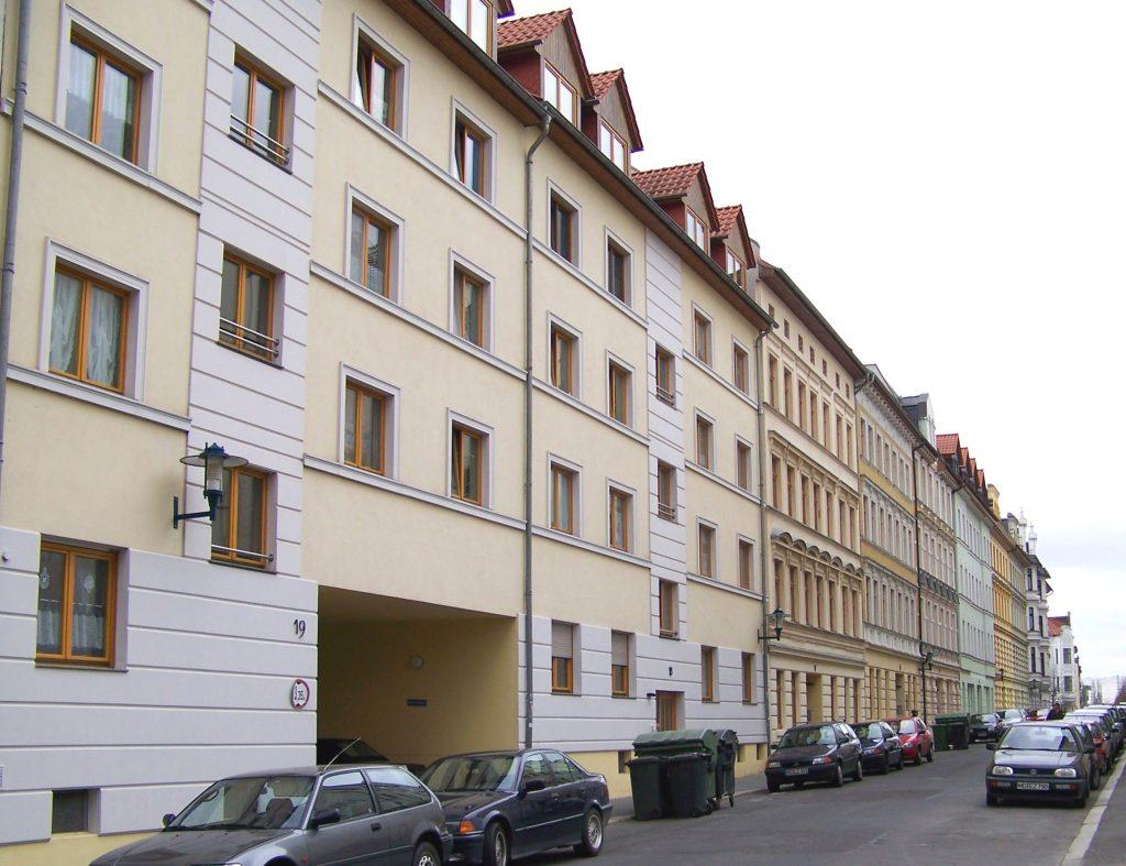 Wohnanlage Neue Straße