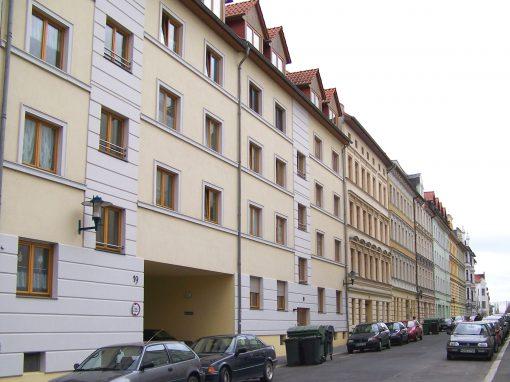 Wohnanlage in Magdeburg – Neue Straße 13a – 19 –
